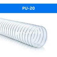 Гибкий полиуретановый воздуховод PU-20