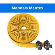 Плоскосворачиваемый напорный полиуретановый шланг Mandals Mantex