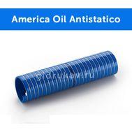 Напорно-всасывающий ПВХ шланг America Oil Antistatico