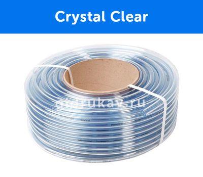 Напорный прозрачный ПВХ шланг Crystal Clear бухта