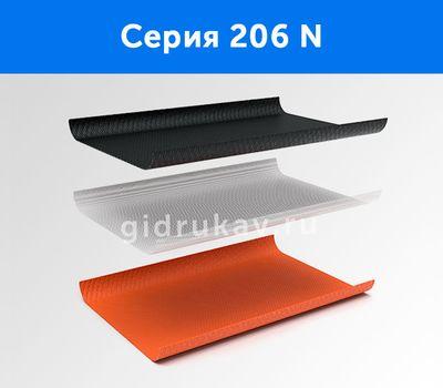 Плоский Layflat ПВХ шланг Серия 206 N схема