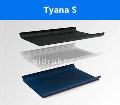 Плоский Layflat ПВХ шланг Tyana S схема