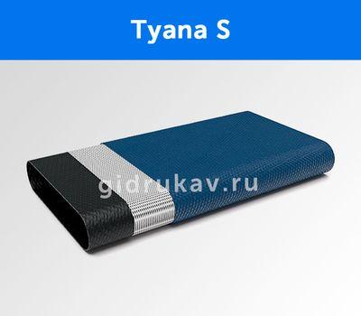 Плоскосворачиваемый напорный ПВХ рукав лайфлет Tyana S