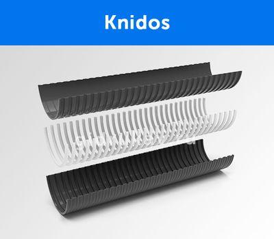 Схема напорно-всасывающего рукава Knidos схема