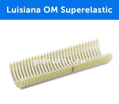 Напорно-всасывающий ПВХ шланг Luisiana OM Superelastic схема в разрезе