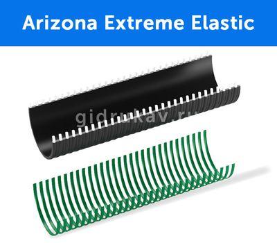 Напорно-всасывающий ПВХ шланг Arizona Extreme Elastic схема в разрезе